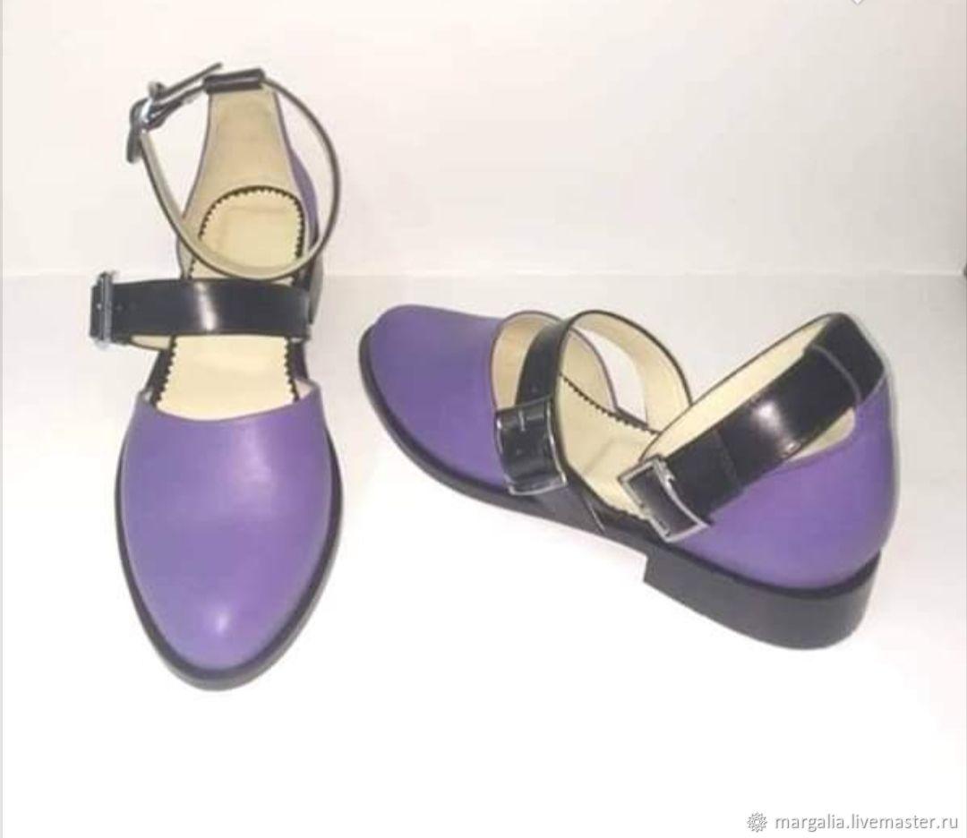 Обувь ручной работы. Ярмарка Мастеров - ручная работа. Купить Лоферы: лоферы - хит. Handmade. Обувь ручной работы, лоферы