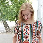"""Одежда ручной работы. Ярмарка Мастеров - ручная работа платье """"Южная Америка"""". Handmade."""