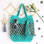 Сумки и аксессуары handmade. Livemaster - original item The Shopping Bag (Shopper). Handmade.