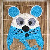 """Работы для детей, ручной работы. Ярмарка Мастеров - ручная работа Шапка """"Мышка"""". Handmade."""