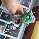 Человечки ручной работы. Ярмарка Мастеров - ручная работа. Купить Зомби. Handmade. Текстиль, полимерная глина, фигурка, игрушка в подарок