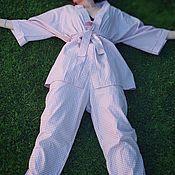 Костюмы ручной работы. Ярмарка Мастеров - ручная работа Костюм кимоно. Handmade.