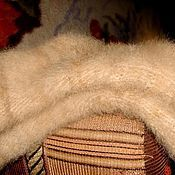Аксессуары handmade. Livemaster - original item Socks knitted from the wool collie .. Handmade.