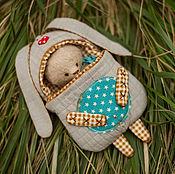 Куклы и игрушки ручной работы. Ярмарка Мастеров - ручная работа тихо, тихо.... Handmade.