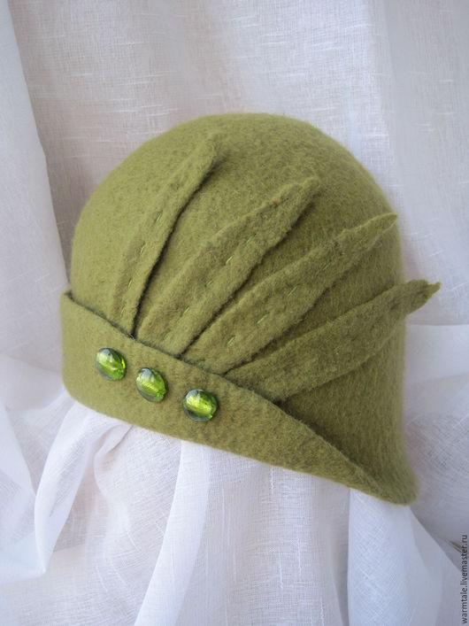 Шапка валяная, валяная шапка, шапка из валяной шерсти, шапка войлочная, шапка валяние, войлочная шапка
