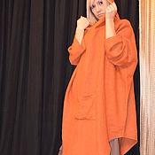 Одежда ручной работы. Ярмарка Мастеров - ручная работа Бохо стиль Балахончик плюс юбка. Handmade.