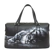Сумки и аксессуары handmade. Livemaster - original item Travel bag