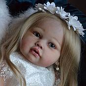 Куклы и игрушки ручной работы. Ярмарка Мастеров - ручная работа Ангел небесный...Элиза. Handmade.