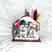 Канцелярские товары handmade. Livemaster - original item Pencil Autogage. Handmade.