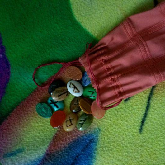 Эзотерические аксессуары ручной работы. Ярмарка Мастеров - ручная работа. Купить Руны. Камни. Вырезанные.. Handmade. Руны, рунические знаки