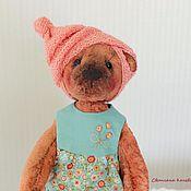 Куклы и игрушки ручной работы. Ярмарка Мастеров - ручная работа Мишка тэдди Павлуша. Handmade.