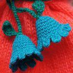 Tideya. Вязаные шапочки, снуды - Ярмарка Мастеров - ручная работа, handmade