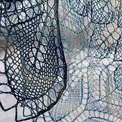 Аксессуары ручной работы. Ярмарка Мастеров - ручная работа Шаль Харуни. Handmade.