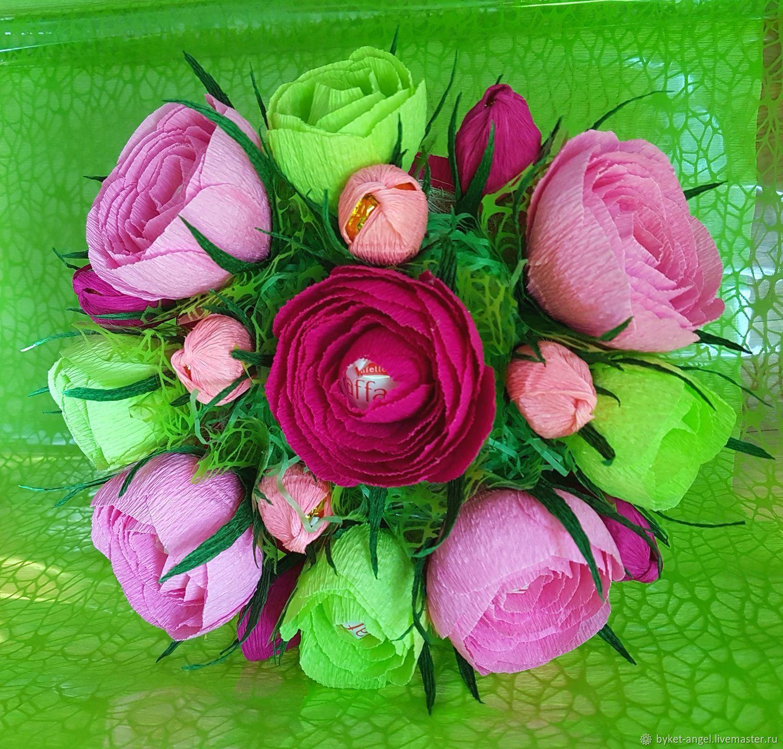 Букет из английские роз своими руками пошагово, цветы оптом