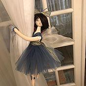 Для дома и интерьера ручной работы. Ярмарка Мастеров - ручная работа Фея-подхват для штор (2 шт). Handmade.