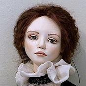 Куклы и игрушки ручной работы. Ярмарка Мастеров - ручная работа Шарнирная кукла Анна. Handmade.