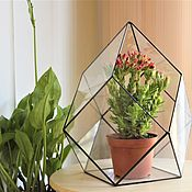 Цветы и флористика handmade. Livemaster - original item The Floriana. Vase for Floriana. Size M. Handmade.