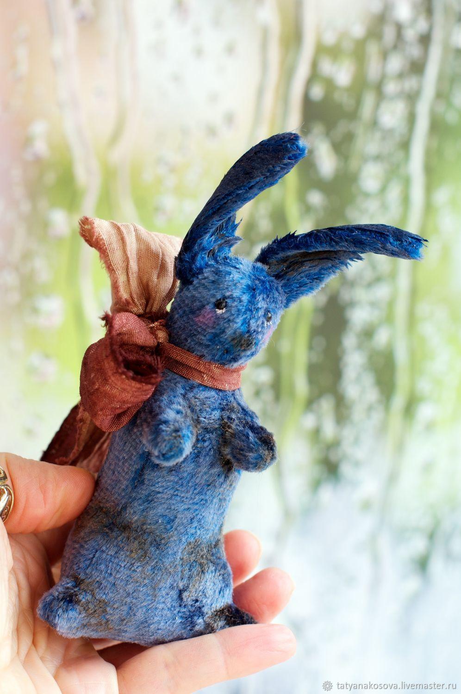 Little Bunny Rabbit Retro Style, Teddy Toys, Kazan,  Фото №1