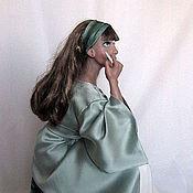 """Куклы и игрушки ручной работы. Ярмарка Мастеров - ручная работа Кукла """"У зеркала"""". Handmade."""
