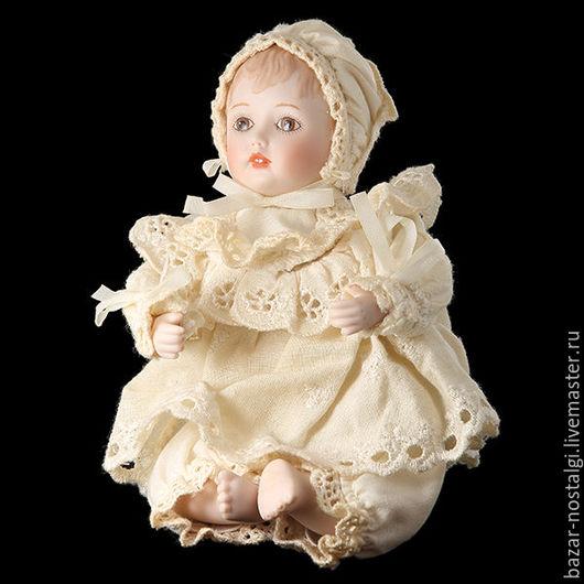 Винтажные куклы и игрушки. Ярмарка Мастеров - ручная работа. Купить Резерв КУКЛА Коллекционная  Georgetown Kestner Фарфор Бисквит Новая. Handmade.