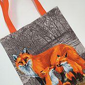 Сумки и аксессуары handmade. Livemaster - original item In stock!!! Shopping bag