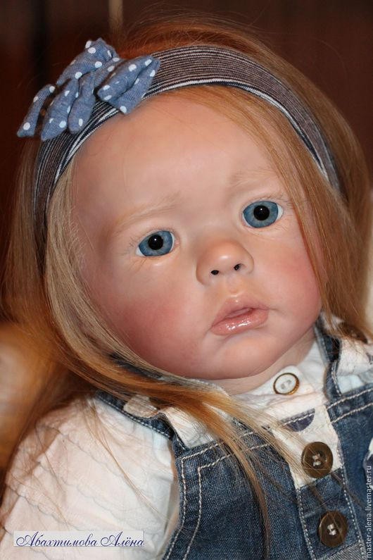 Куклы-младенцы и reborn ручной работы. Ярмарка Мастеров - ручная работа. Купить Кукла реборн Стефания (молда Wilma ) продана выставлена для примера. Handmade.