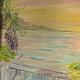 Декор поверхностей ручной работы. Заказать Морской пейзаж-фреска в зале.. студия Преображение (Jenny555). Ярмарка Мастеров. Роспись стен