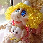 Куклы и игрушки ручной работы. Ярмарка Мастеров - ручная работа Зубная фея, авторская работа. Handmade.