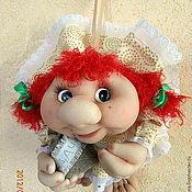 Куклы и игрушки ручной работы. Ярмарка Мастеров - ручная работа Интерьерная кукла на удачу. Handmade.