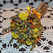 Букеты ручной работы. Ярмарка Мастеров - ручная работа Мини - букет из крымских трав. Handmade.