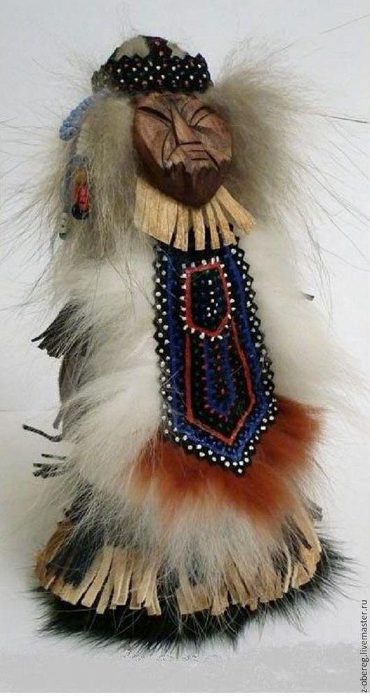 Обереги, талисманы, амулеты ручной работы. Ярмарка Мастеров - ручная работа. Купить Традиционная кукла оберег - Тунгус.. Handmade.