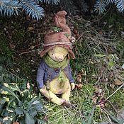 Куклы и игрушки ручной работы. Ярмарка Мастеров - ручная работа мистер Тумнус. Handmade.