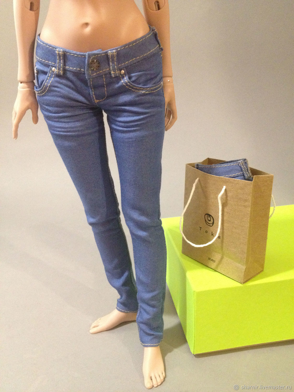 ТОКА джинсы, Одежда для кукол, Нижний Тагил,  Фото №1