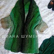 Одежда handmade. Livemaster - original item Cardigan gradient Forest. Handmade.