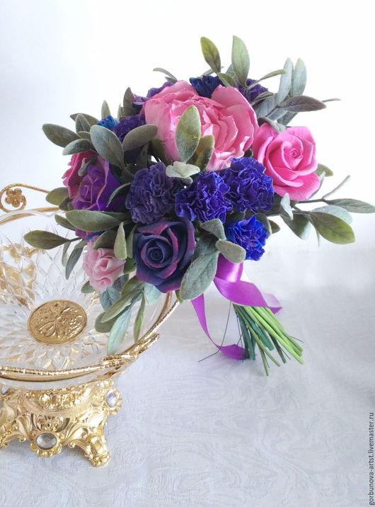 Дублер основного букета невесты, или букет подружкам невесты