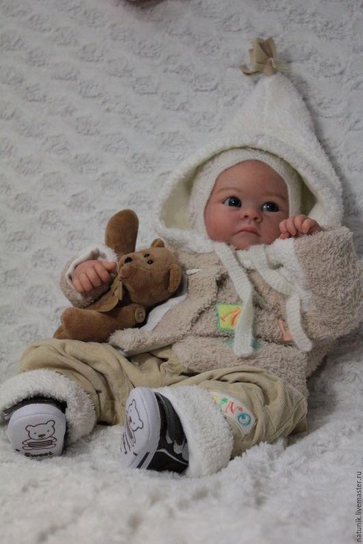 Куклы-младенцы и reborn ручной работы. Ярмарка Мастеров - ручная работа. Купить Ромочка кукла-реборн. Handmade. реборн