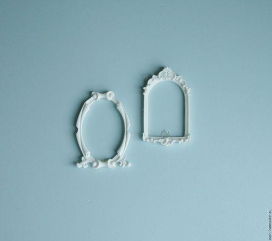фигурка декоративная Рамочка рамочка `Овал` №1 рамочка `Окошко` №2 стоимость за 1 шт.