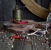 Для дома и интерьера ручной работы. Ярмарка Мастеров - ручная работа «Asiago&Burrata» Набор сырных досочек /массив ясеня/. Handmade.