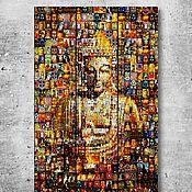 Картины ручной работы. Ярмарка Мастеров - ручная работа Будда. Handmade.