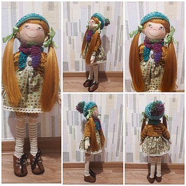 Куклы и игрушки ручной работы. Ярмарка Мастеров - ручная работа Куклы: Интерьерная кукла. Handmade.