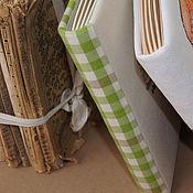 """Блокноты ручной работы. Ярмарка Мастеров - ручная работа Блокнот """"Киви"""". Handmade."""