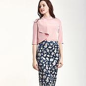 Одежда handmade. Livemaster - original item Peach blouse. Handmade.