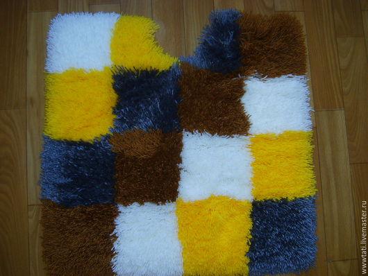 Текстиль, ковры ручной работы. Ярмарка Мастеров - ручная работа. Купить ковер ручной работы. Handmade. Коврик ручной работы