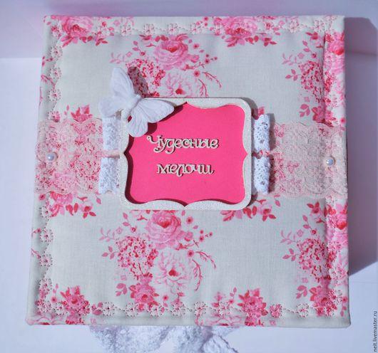 Подарки для новорожденных, ручной работы. Ярмарка Мастеров - ручная работа. Купить Мамины сокровища для девочки. Handmade. Розовый