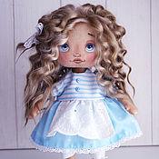 Куклы и игрушки ручной работы. Ярмарка Мастеров - ручная работа Авторская интерьерная кукла. Handmade.