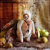 Куклы и игрушки ручной работы. Ярмарка Мастеров - ручная работа Хранитель урожая. Handmade.