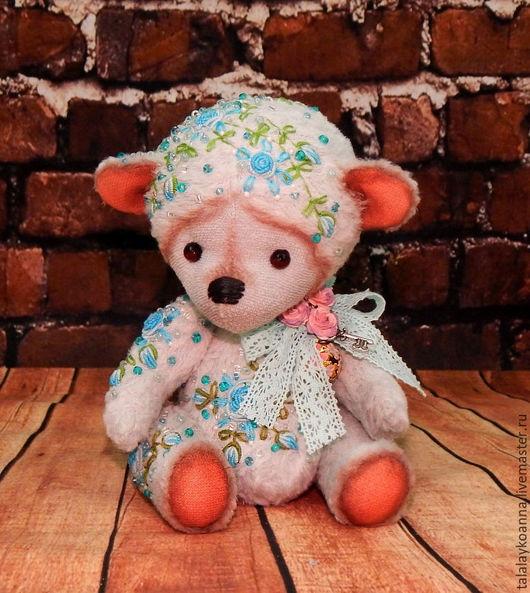Мишки Тедди ручной работы. Ярмарка Мастеров - ручная работа. Купить Мишка-тедди. Handmade. Мишка тедди, ручная работа