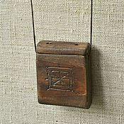 Сувениры и подарки ручной работы. Ярмарка Мастеров - ручная работа футляр для карты памяти. Handmade.