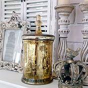 Органайзеры ручной работы. Ярмарка Мастеров - ручная работа Банка/ваза  зеркальное стекло. Handmade.