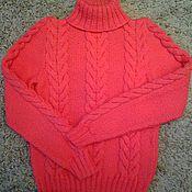 Одежда ручной работы. Ярмарка Мастеров - ручная работа свитер женский ручной работы. Handmade.